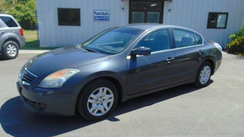 2009 Nissan Altima for sale at Pure 1 Auto in New Bern NC