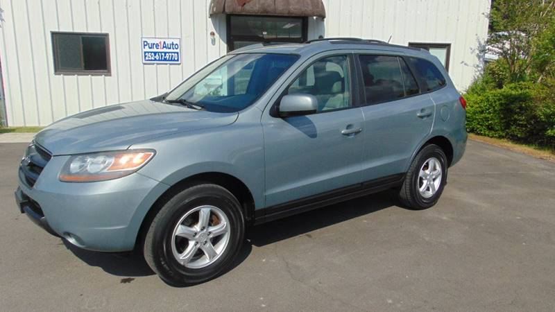 2007 Hyundai Santa Fe For Sale At Pure 1 Auto In New Bern NC