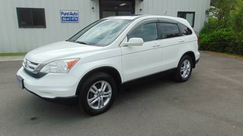 2010 Honda CR-V for sale at Pure 1 Auto in New Bern NC