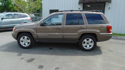 2001 Jeep Grand Cherokee for sale at Pure 1 Auto in New Bern NC