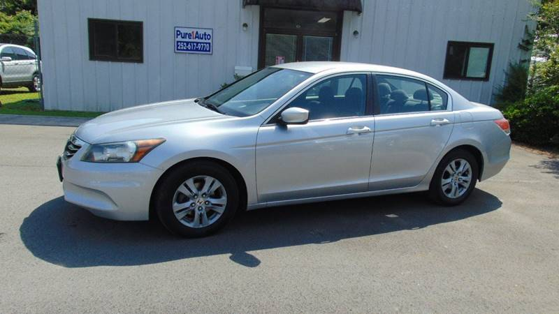 2011 Honda Accord For Sale At Pure 1 Auto In New Bern NC