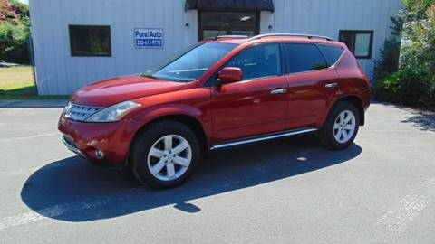 2006 Nissan Murano for sale at Pure 1 Auto in New Bern NC