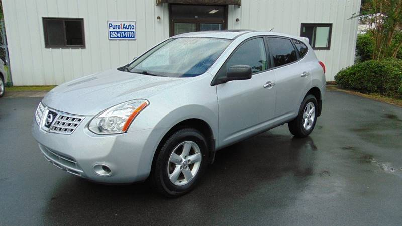 2010 Nissan Rogue for sale at Pure 1 Auto in New Bern NC