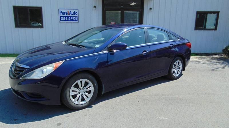 2011 Hyundai Sonata For Sale At Pure 1 Auto In New Bern NC