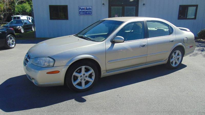 2002 Nissan Maxima For Sale At Pure 1 Auto In New Bern NC