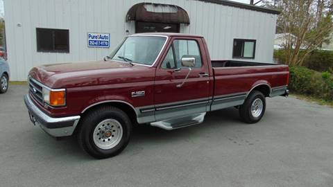 1991 Ford F-150 for sale in New Bern, NC