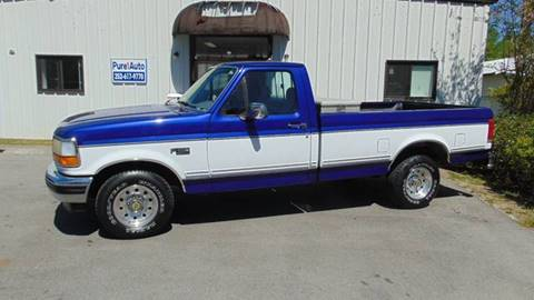 1995 Ford F-150 for sale in New Bern, NC