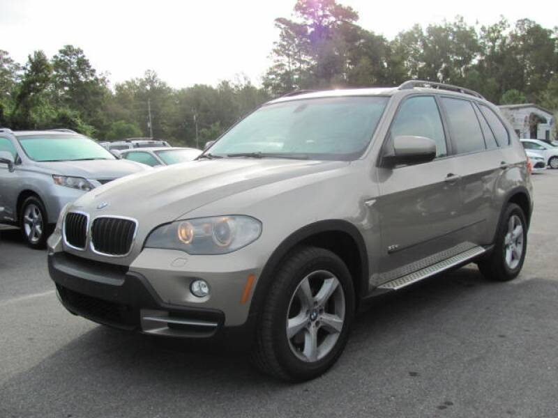 2008 BMW X5 for sale at Pure 1 Auto in New Bern NC