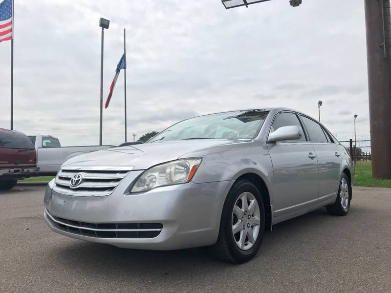 2006 Toyota Avalon For Sale At Captain Motorcars In Hempstead TX