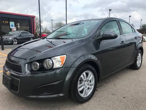 Used 2012 Chevrolet Sonic For Sale Carsforsale Com