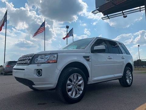 2013 Land Rover LR2 for sale in Hempstead, TX