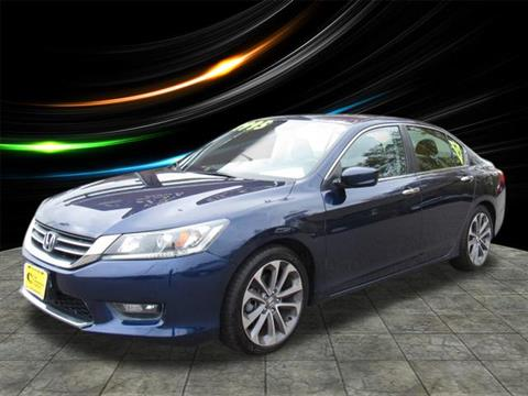2014 Honda Accord for sale in Schofield, WI