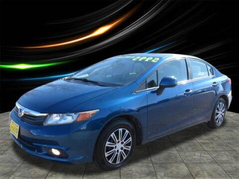 2012 Honda Civic LX for sale at Car Connection in Schofield WI