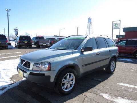 2005 Volvo XC90 T6 for sale at Car Connection in Schofield WI