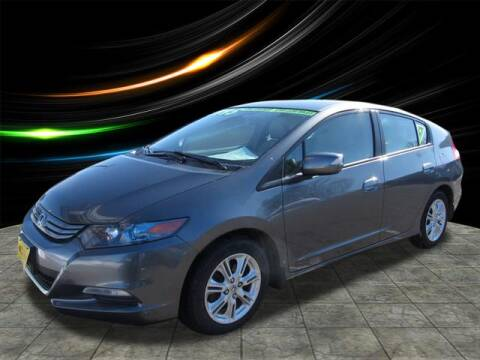 2010 Honda Insight EX for sale at Car Connection in Schofield WI
