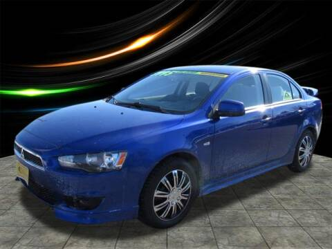 2008 Mitsubishi Lancer for sale at Car Connection in Schofield WI