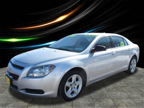 2010 Chevrolet Malibu LS for sale at Car Connection in Schofield WI