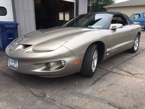 2002 Pontiac Firebird for sale in Fergus Falls, MN