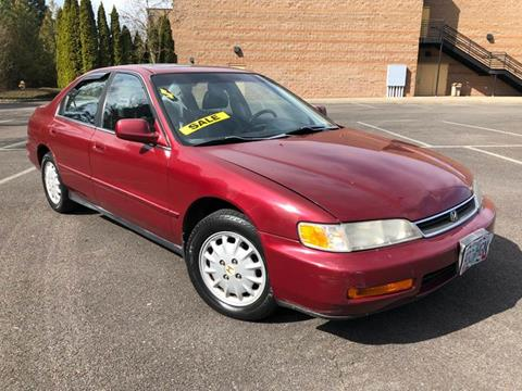 1996 Honda Accord for sale in Salem, OR