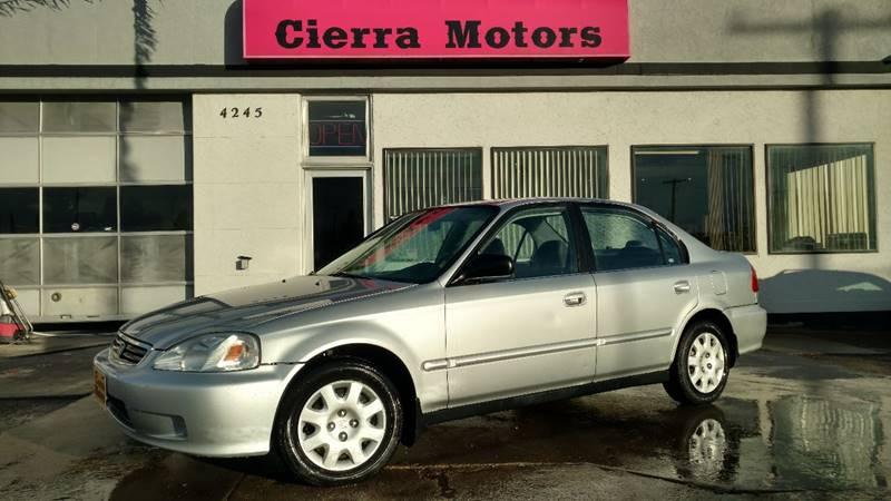 2000 Honda Civic For Sale At Cierra Motors In Great Falls MT