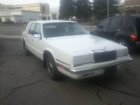 1991 Chrysler New Yorker for sale in Spokane, WA