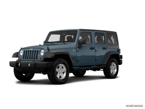 2014 Jeep Wrangler Unlimited for sale in Greensburg, IN