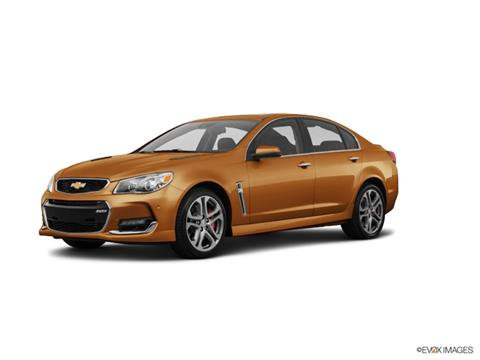 2017 Chevrolet SS for sale in Greensburg, IN