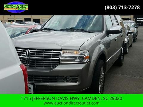 lincoln navigator for sale in south carolina carsforsale.com