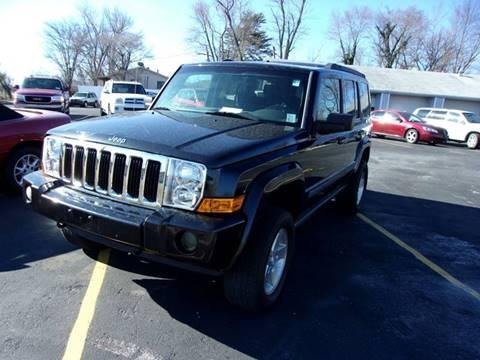 2008 Jeep Commander for sale in O'Fallon, MO