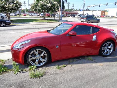 2010 Nissan 370Z for sale at Auto Villa in Danville VA