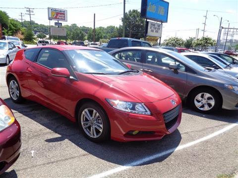 2013 Honda CR-Z for sale at Auto Villa in Danville VA