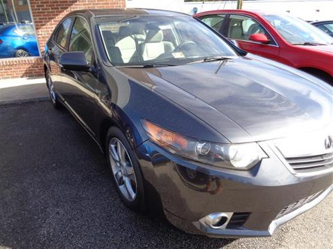 2011 Acura TSX for sale at Auto Villa in Danville VA