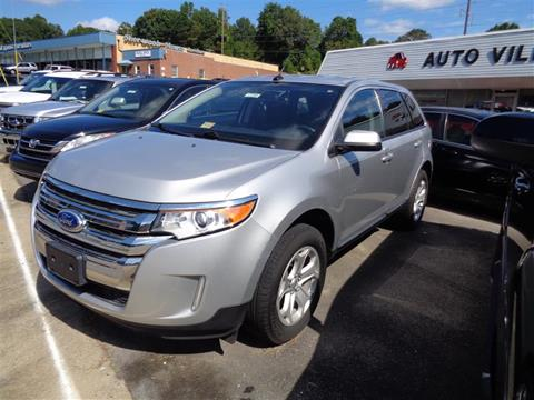 2013 Ford Edge for sale at Auto Villa in Danville VA