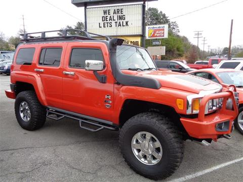 2010 HUMMER H3 for sale at Auto Villa in Danville VA