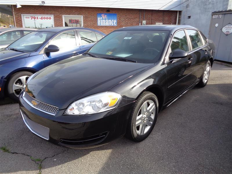 2014 Chevrolet Impala Limited For Sale At Auto Villa In Danville VA