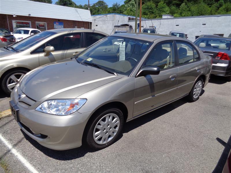 2005 Honda Civic For Sale At Auto Villa In Danville VA