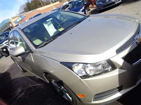 2014 Chevrolet Cruze for sale at Auto Villa in Danville VA