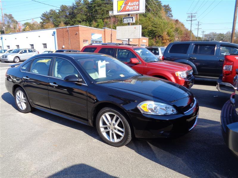 inventory used impala owned sedan chevrolet ltz pre fwd