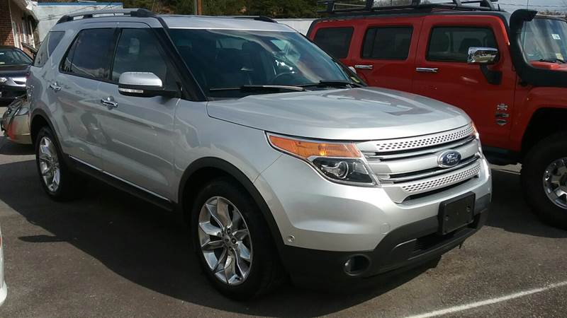 2014 Ford Explorer For Sale >> 2014 Ford Explorer Limited In Danville Va Auto Villa