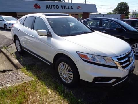 Auto Villa Danville Va >> 2014 Honda Crosstour For Sale In Danville Va