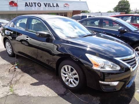 Auto Villa Danville Va >> 2015 Nissan Altima For Sale In Danville Va