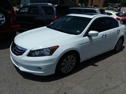 Auto Villa Danville Va >> Honda Accord For Sale In Danville Va Auto Villa