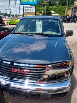 2007 GMC Canyon for sale in Danville, VA