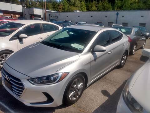 Auto Villa Danville Va >> 2018 Hyundai Elantra For Sale In Danville Va