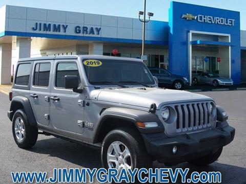 2019 Jeep Wrangler Unlimited for sale in Southaven, MS