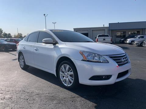 2015 Nissan Sentra for sale in Southaven, MS