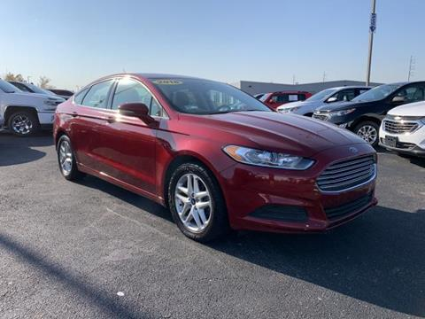2016 Ford Fusion for sale in Southaven, MS