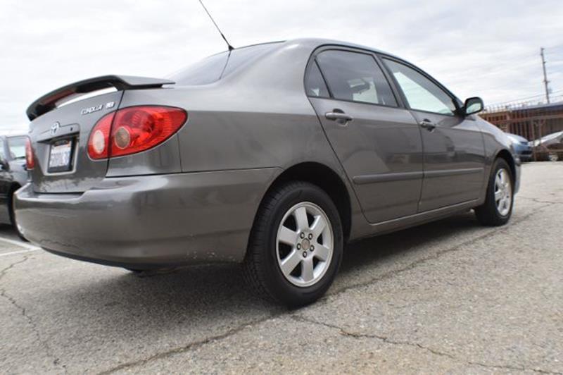 Toyota Corolla In Upland CA LUXURY CAR SALES - 2006 corolla