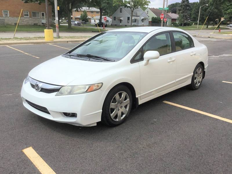 2009 Honda Civic For Sale At Foreign Motors Inc. In Milwaukee WI