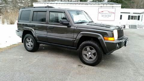 2006 Jeep Commander for sale in Mechanic Falls, ME